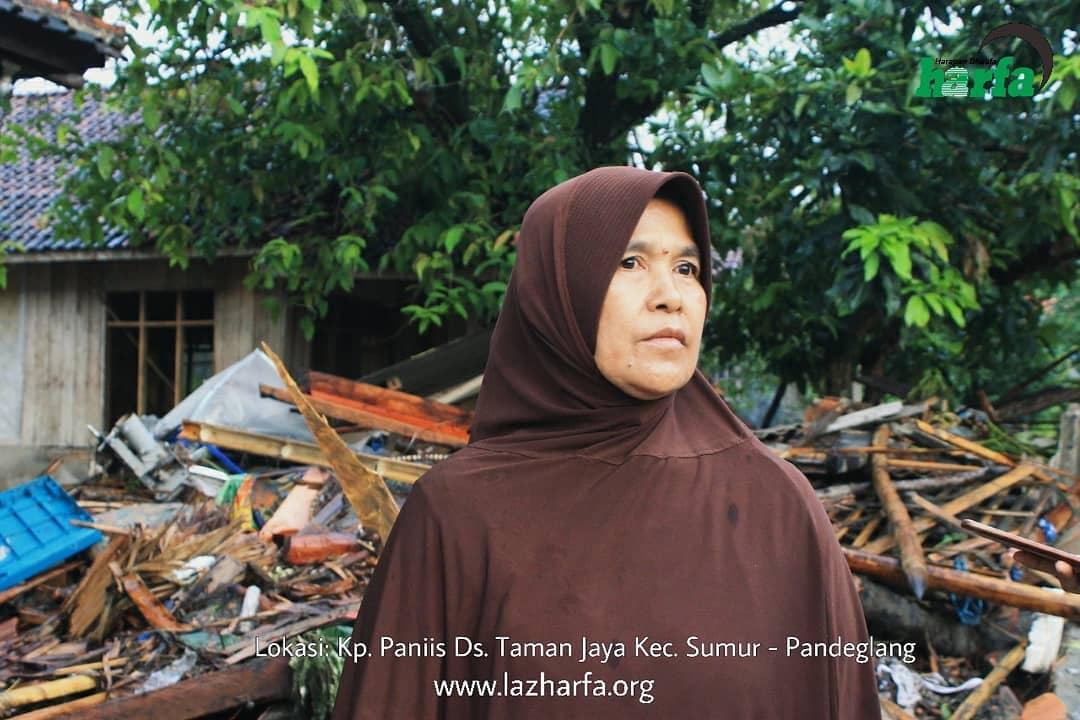 """""""Saya Sangat Sedih dan Masih Merasa Ini Semua Mimpi, Di Hari Ibu Yang Membahagiakan Ini Justru Bencana Tsunami Menimpa"""""""