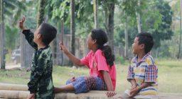 Laz Harfa Ajak Masyarakat untuk Jangan Tinggalkan Banten Pasca Tanggap Darurat