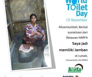 Bantuan Sarana Air Bersih
