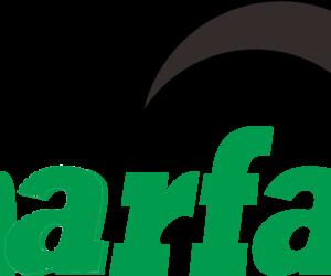 Logo LAZ Harfa