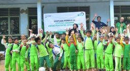 Trauma Healing Bersama Anak-Anak Penyintas Gempa Banten