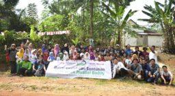 LAZ Harfa dan Perkumpulan Al Ikhlas Gelar Bakti Sosial dan Santunan Bagi Anak-Anak Mualaf Baduy