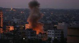 Serangan Belum Usai, Bumi Gaza Masih Mencekam