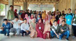 Perkaya Wawasan Warga Desa Dampingan Di Pelatihan Inovasi Produk