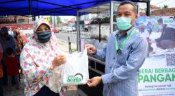 LAZ Harapan Dhuafa Launching Gerai Berbagi Pangan