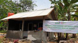 Bantu Warga Mualaf Baduy Miliki Sumber Air Bersih dan MCK Layak