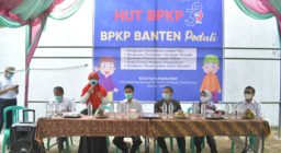 LAZ Harfa dan BPKP Perwakilan Provinsi Banten Rayakan HUT BPKP ke 38 dengan Khitanan Masal