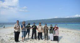 PT Telkom Indonesia Gandeng LAZ Harapan Dhuafa, Konservasi Terumbu Karang di Pesisir Laut Banten